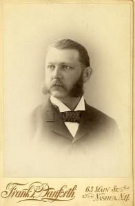 Dr. Josiah. N. Woodward