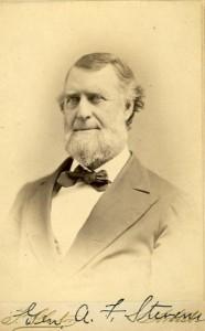 General Aaron F. Stevens