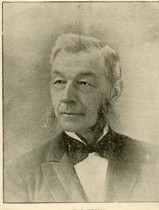 Hon. Virgil  Chase Gilman