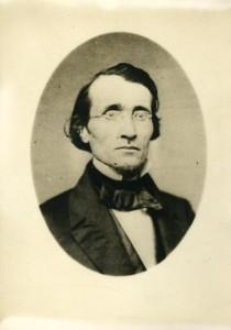Rev. Daniel March