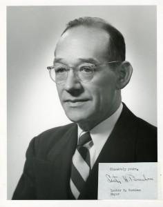 Mayor Lester Burnham