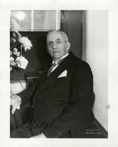 Mayor Frank McMaster