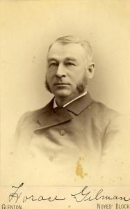Horace Gilman