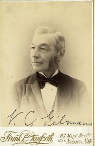 Virgil  Chase Gilman