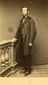 Virgil Chase Gilman (?)