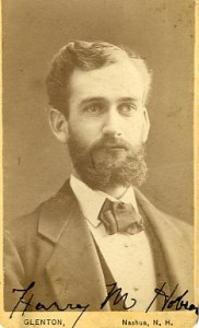 Harry M. Hobson