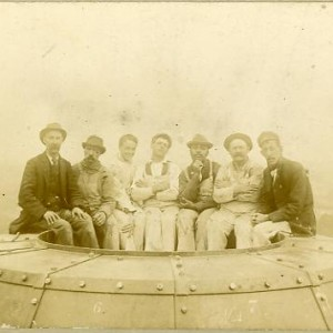 Nashua Chimney Cap Workers