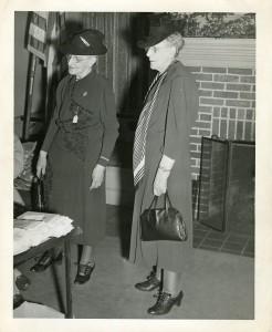 Annie and Adella Goodrich