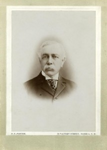 Judge Edward Everett Parker