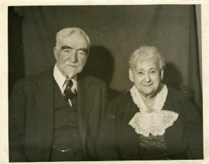 Bertis A. Pease and wife Linas B. Pease