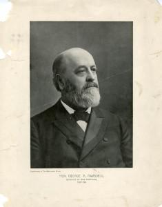 Hon. George Allen  Ramsdell