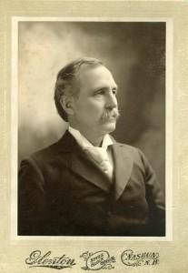 Rev. Cyrus Richardson
