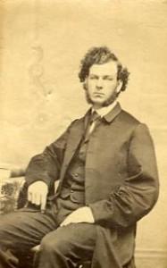 Rev. George Eaton