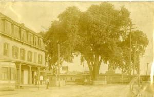 City Hotel circa 1893