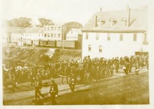 Fireman's parade