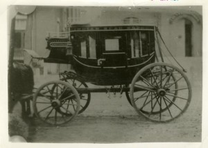 Peaslee of McClary's stagecoach