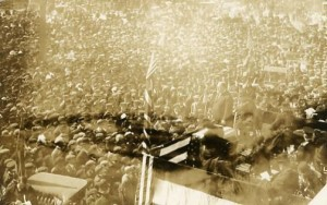 President Taft in Nashua