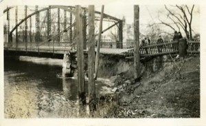 Railroad Bridge across Nashua River