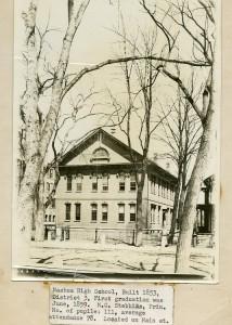 First Nashua High School