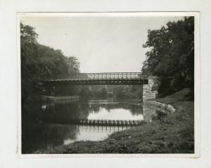 Old Iron Bridge at Bridge St.