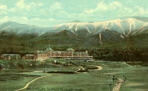 White Mts, N.H.,