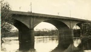 Taylor Falls Bridge