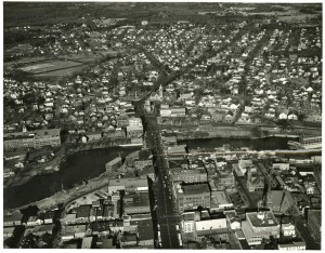 Downtown from above 1950?