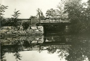 Bridge Over Salmon Brook Pond