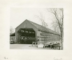Pepperell Covered Bridge
