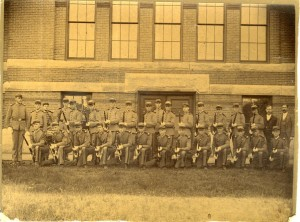 1888 Class of Cadets of Nashua High School