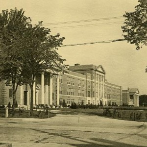 Nashua High School 1938