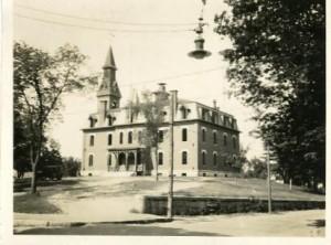 Old Mount Pleasant School