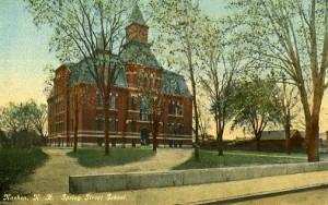 Spring Street School
