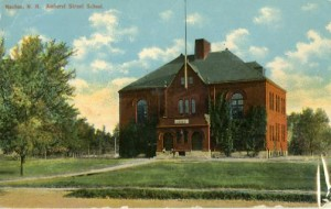 Amherst Street School