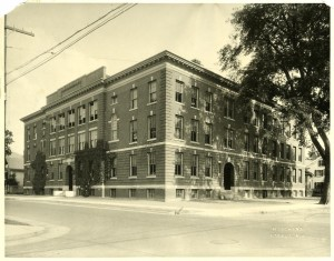 Temple Street School