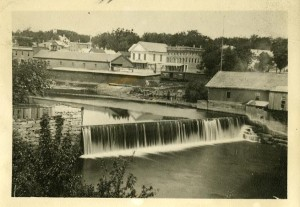 Old Sawmill and Dam