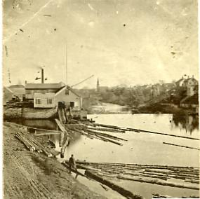 Old Sawmill