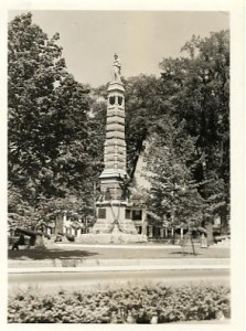 Soldiers' and Saliors' Monument