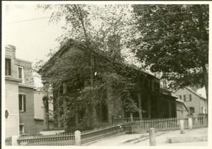 Aaron Sawyers Residence