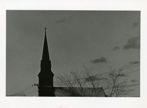 Steeple of Church