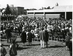 Cornerstone Laying Ceremony