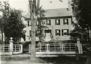 Judge Spalding's House