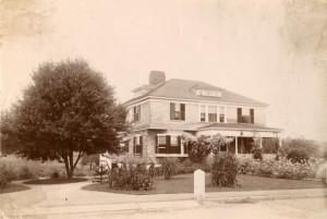 Judge Hoitt's Residence