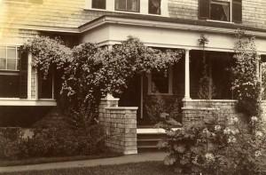 Judge Hoitt's house