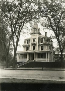 Colonel T. P. Pierce Residence
