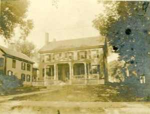 Home of E. S. Whittemore