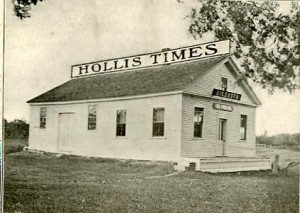 Hollis Times building