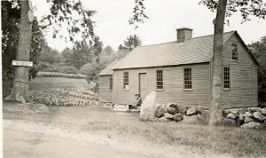 Daniel Webster's Birthplace