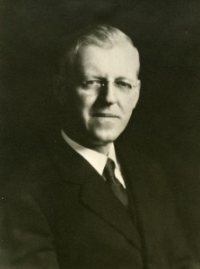 Judge Frank Clancy