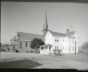 St. Casimir Church and rectory